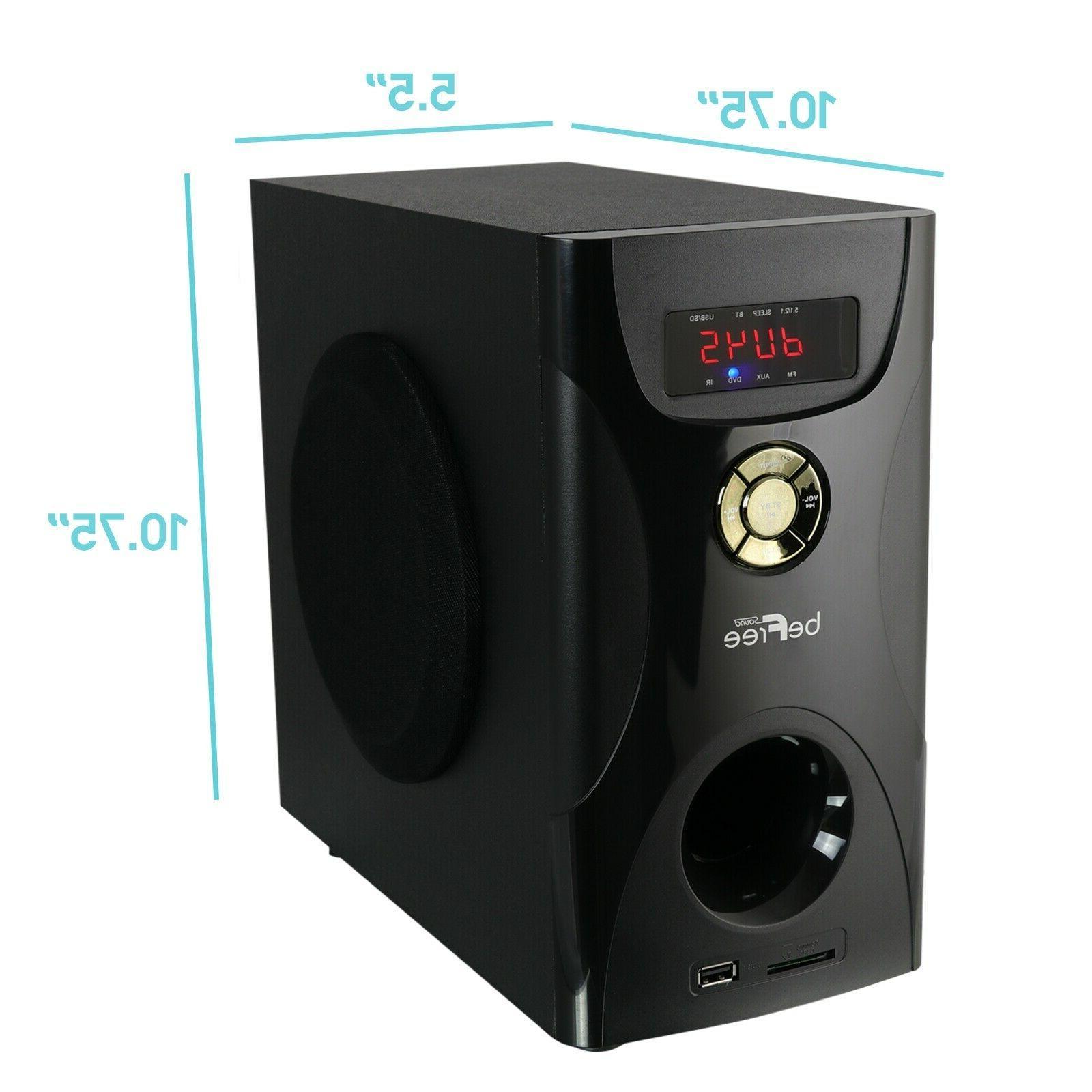 beFree Surround w USB SD FM