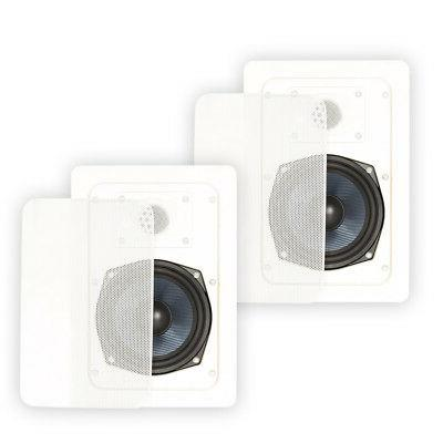 Blue Octave BDW52 In Wall Speakers 2 Way Home Theater Surrou