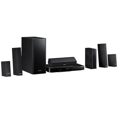 3D Blu-ray Home Theater System