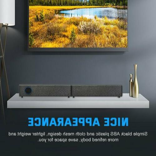 Bluetooth Sound Bar Home Theater Soundbar