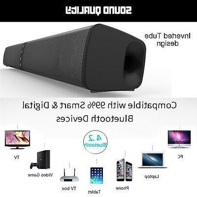 Bluetooth Soundbar Speaker 3D Sound