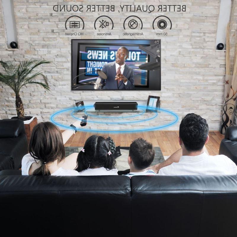 Bluetooth Speaker Subwoofer 3D Surround