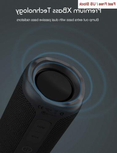 Tribit 24W Portable Speaker, Full