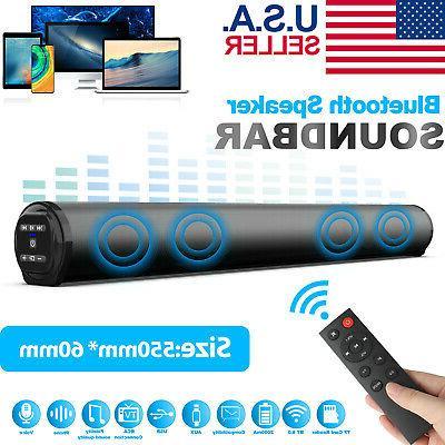 bluetooth wireless surround sound bar system 4