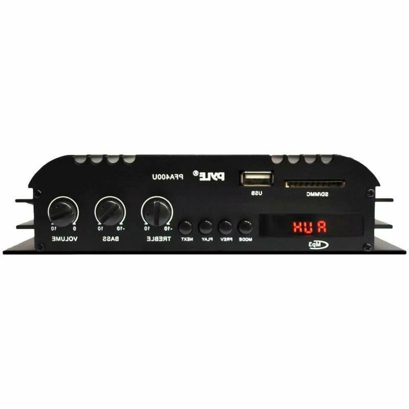 Amplifier 100W Dual Channel Surround
