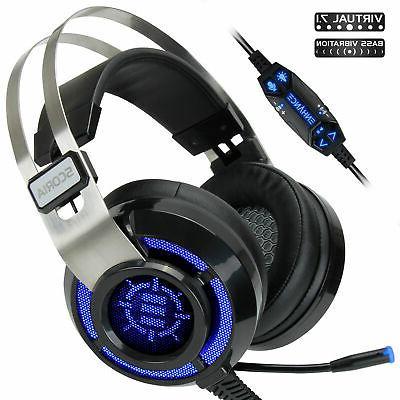 computer gaming headset