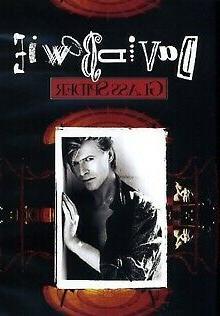 David Bowie Glass Spider Remastered DVD Region 0 PAL 5.1 sur