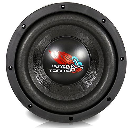 dcts81 distinct series power voice