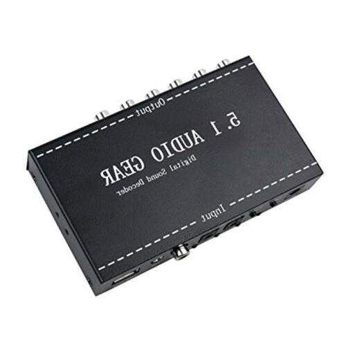 Digital Sound Decoder Converter