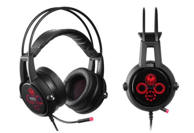 SOMIC E95X 5.2 Channel Sound Headset with Vibration USB
