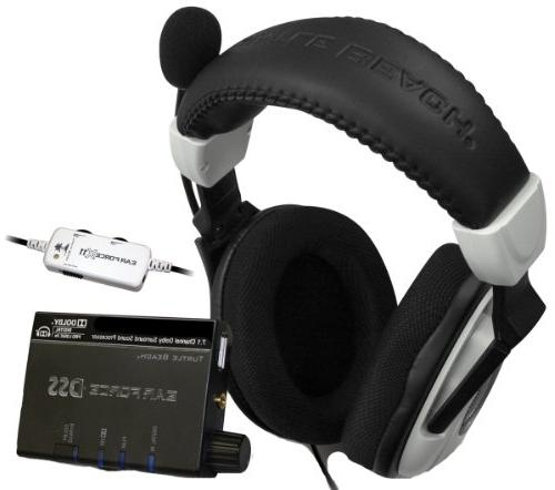 Turtle Beach Force DX11 7.1 Dolby Sound Headset for Xbox & Force Amplifier
