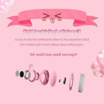 Headset Surround Pink with Ear Z4M9