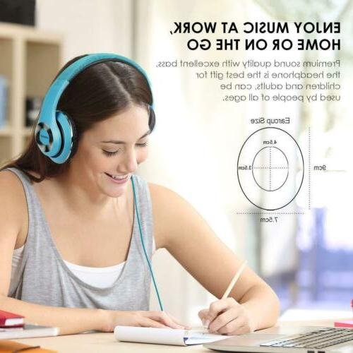 Ausdom F01 Connector Headphones Headset Earphone