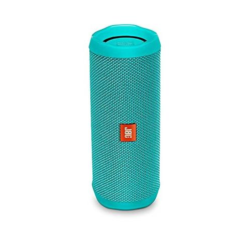 JBL Flip 4 Portable Bluetooth with Protective Travel Case -