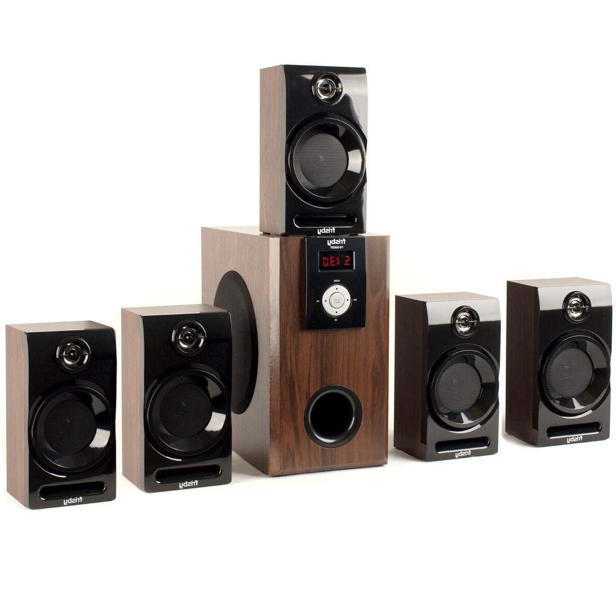 fris 5 1 surround sound