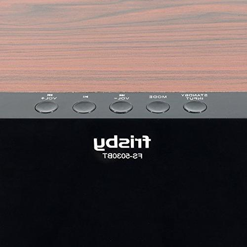 Frisby Sound Theater System USB/SD and Remote