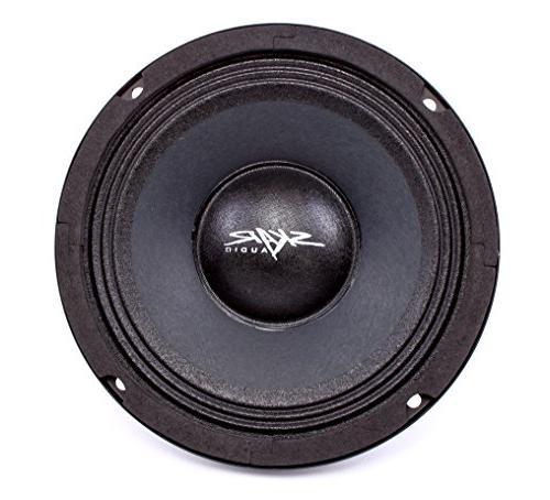 fsx65 rms max midrange speaker
