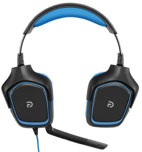 LOGITECH G430 981-000536 7.1 surround sound Headset