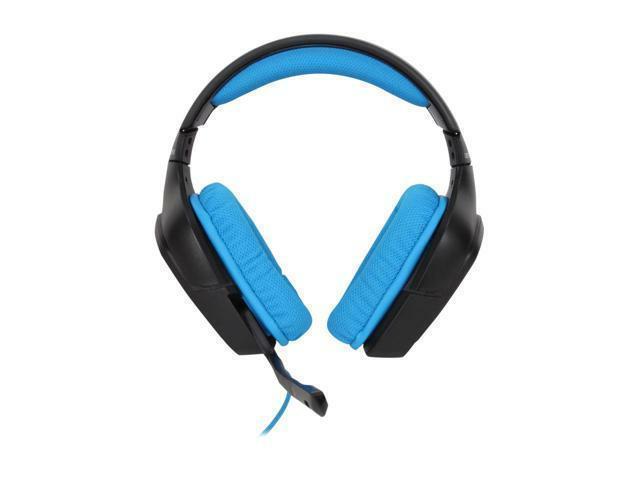 Logitech G430 Connector Circumaural Surround Sound Headset