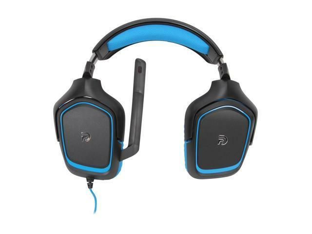 Logitech USB Circumaural Surround Sound Headset
