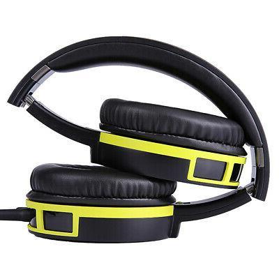 Headphones Surround Sound For PS4 Xbox J8L5