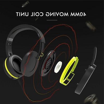 SOMIC Headphones Stereo Surround For J8L5