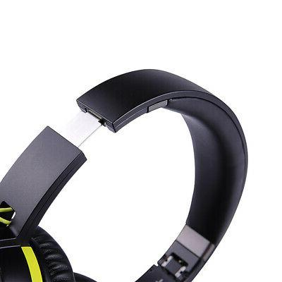 SOMIC 3.5mm Headphones Stereo Surround Sound For PS4 ONE J8L5