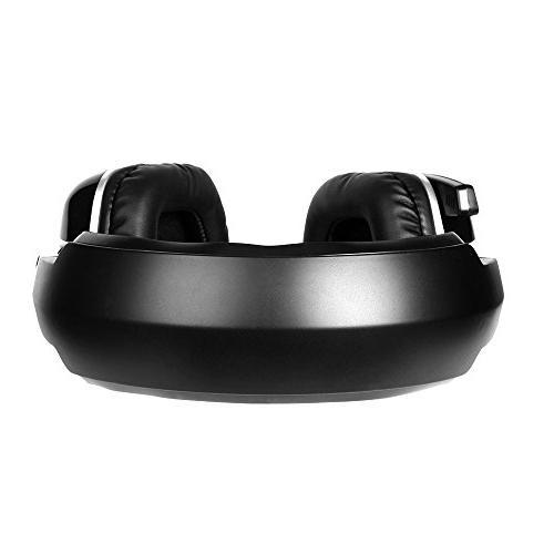 SOMIC G909PRO 7.1 Surround Sound Gaming Headset Over Headphone Mic,Volume