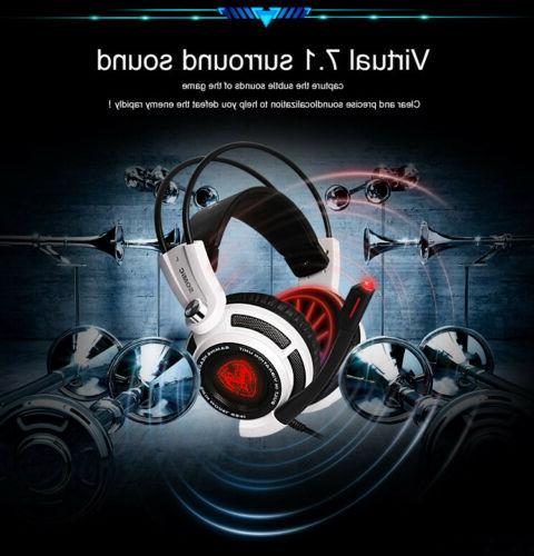 Somic G941 7.1 Digital Virtual Surround headset Voice @