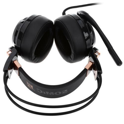 Somic Surround Sound Game Headset Voice
