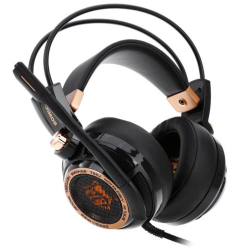 Somic G941 Surround USB Wired Game Headset Voice