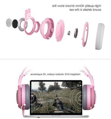 7.1 Headset Detachable Headphones