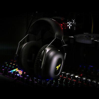 Sound 7.1 Virtual USB 3.5mm Headphones
