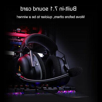 SOMIC Stereo Gaming for PS4 PC Sound J8O7