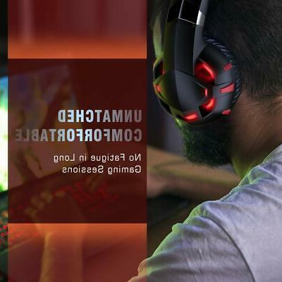 Gaming Headset Xbox PS4 7.1 Surround Headset