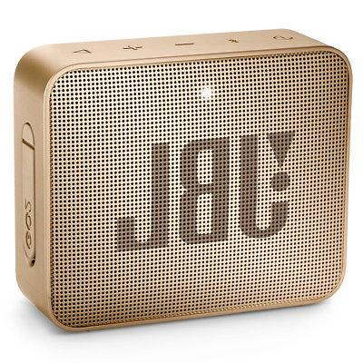 go 2 portable bluetooth waterproof speaker