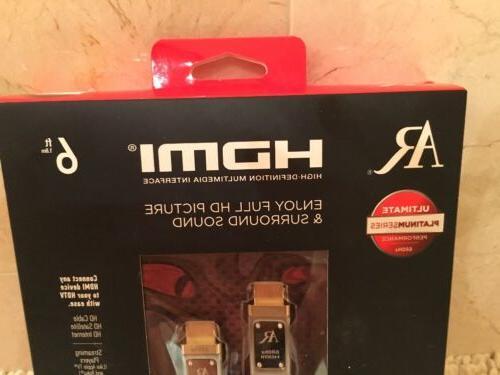 HDMI HIGH DEF INTERFACE & RET $99.99