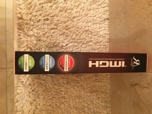 HDMI HIGH INTERFACE FULL HD & SURROUND RET $99.99