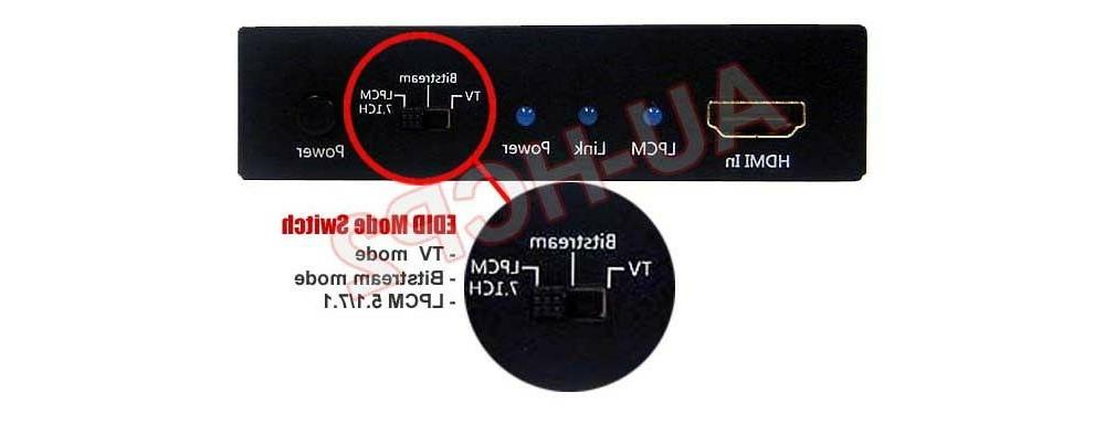 HDMI Dolby DTS To S/PDIF
