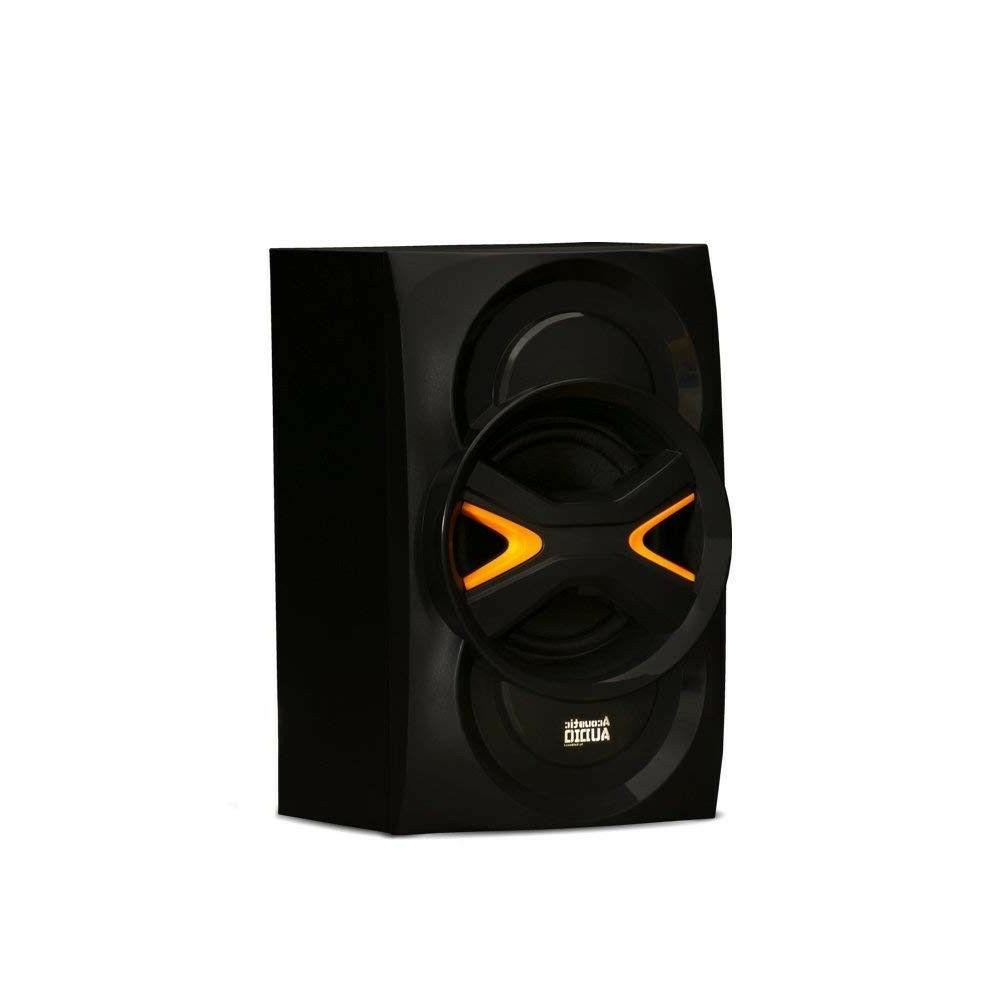 Home Surround Sound Speakers Theater Bluetooth Led