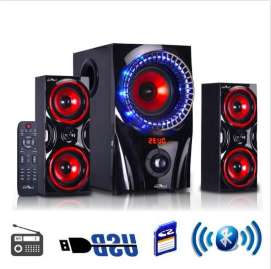 Home Theater Speaker Audio System Wireless Stereo Surround S