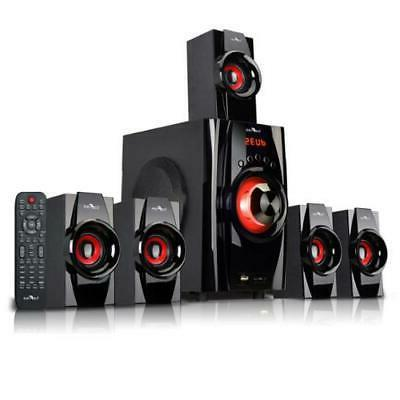 5.1 Home Theater System Smart TV Speakers Surround Sound Wir