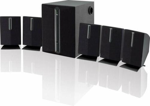 GPX HT050B Channel Home Theater