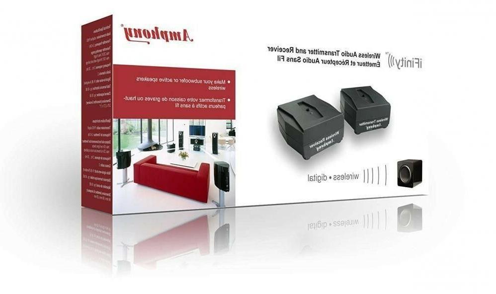 iFinity Wireless Audio for Speakers