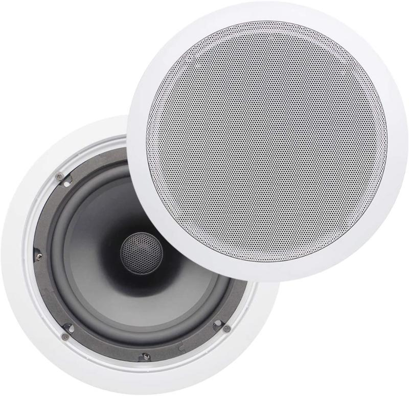 Keiid In-Ceiling Speaker 8 Inch Hi-Fi Premium Surround Sound