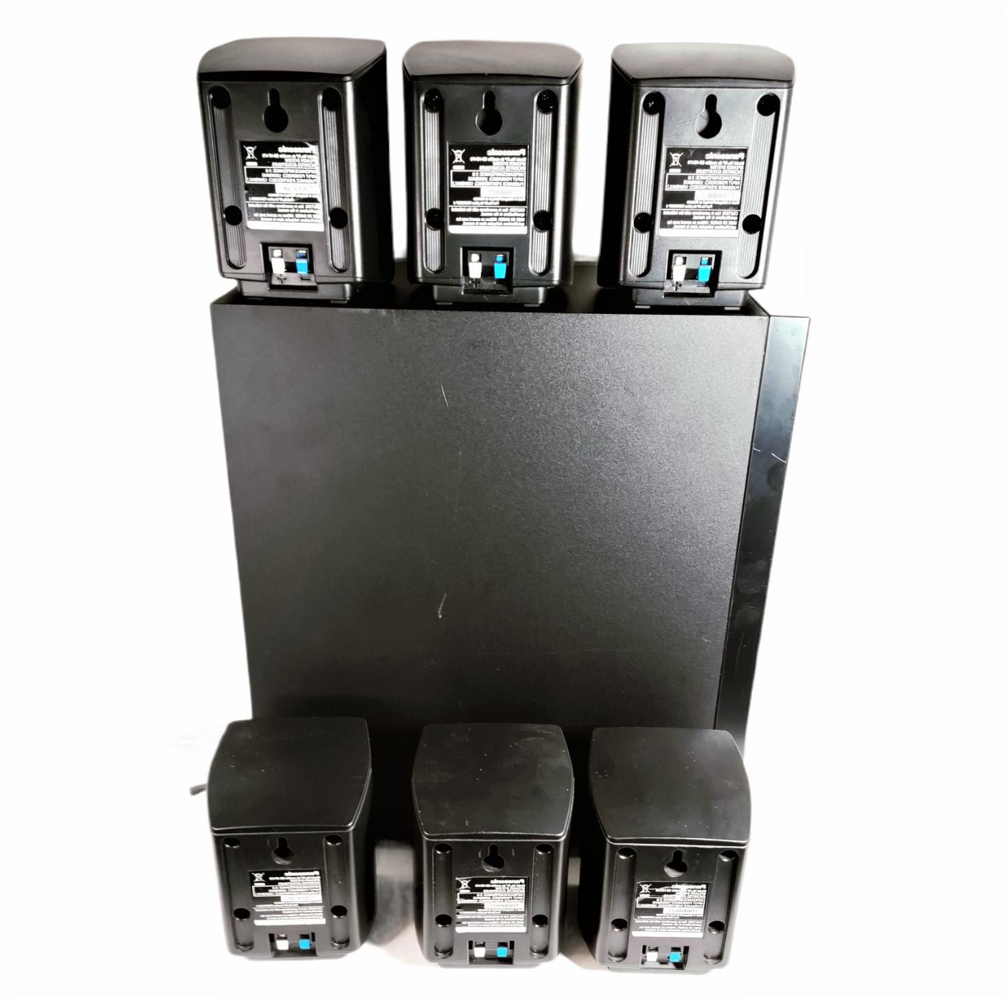 Panasonic w/6 Small Surround Sound