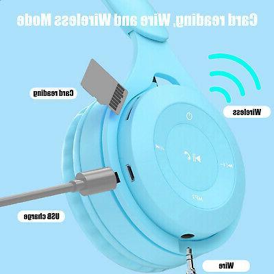 Kid Headphone Ear Wireless
