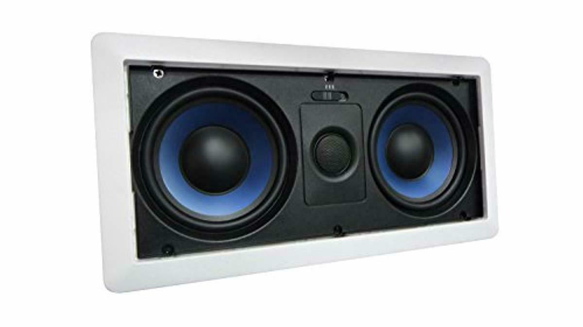 micca home stereo surround sound speaker center