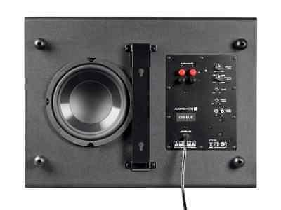 Monoprice Powered Subwoofer - Black