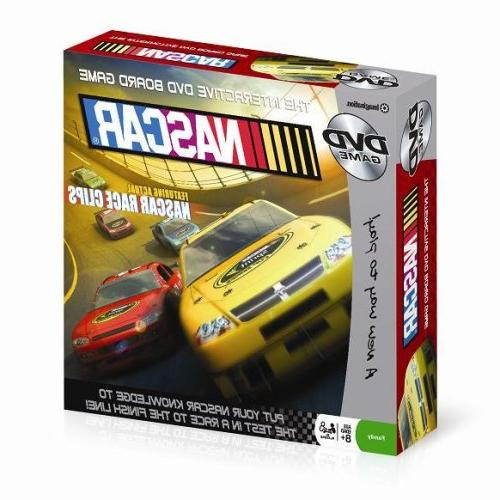 nascar dvd game
